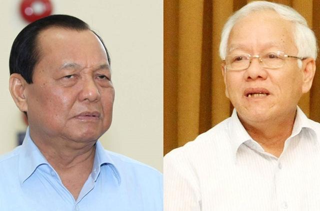 Cách chức Bí thư TPHCM Lê Thanh Hải, cảnh cáo Chủ tịch Lê Hoàng Quân - 1