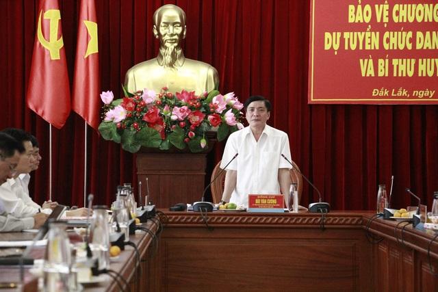 Đắk Lắk công bố kết quả tuyển chọn Bí thư Huyện ủy - 1