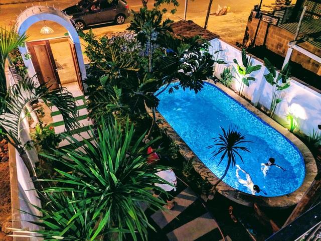 Chủ nhà ở Quảng Nam chi gần 2 tỷ lột xác nhà cấp 4 thành resort đẹp khó tin - 2