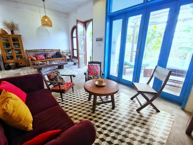 Chủ nhà ở Quảng Nam chi gần 2 tỷ lột xác nhà cấp 4 thành resort đẹp khó tin - 9