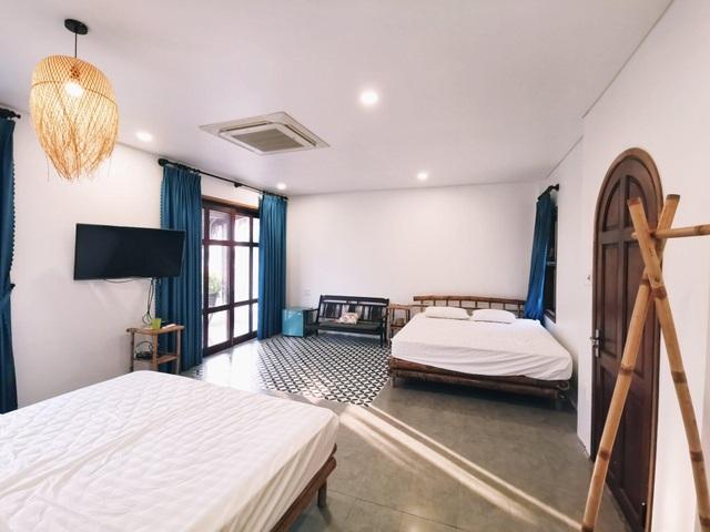 Chủ nhà ở Quảng Nam chi gần 2 tỷ lột xác nhà cấp 4 thành resort đẹp khó tin - 10