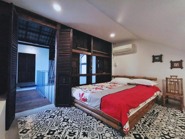 Chủ nhà ở Quảng Nam chi gần 2 tỷ lột xác nhà cấp 4 thành resort đẹp khó tin - 11