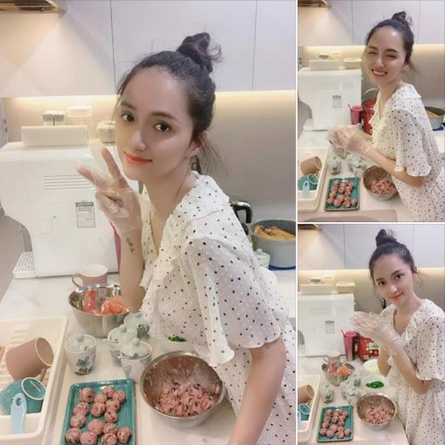 """Hoa hậu Hương Giang: """"Khi dịch bệnh, không có gì quan trọng bằng sức khoẻ"""" - 4"""