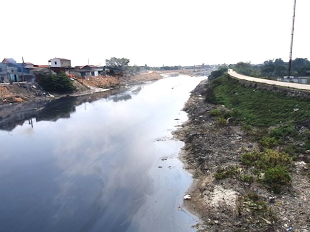 Sông Cầu giãy chết, Sở tài nguyên báo cáo nóng Chủ tịch tỉnh Bắc Giang - 3
