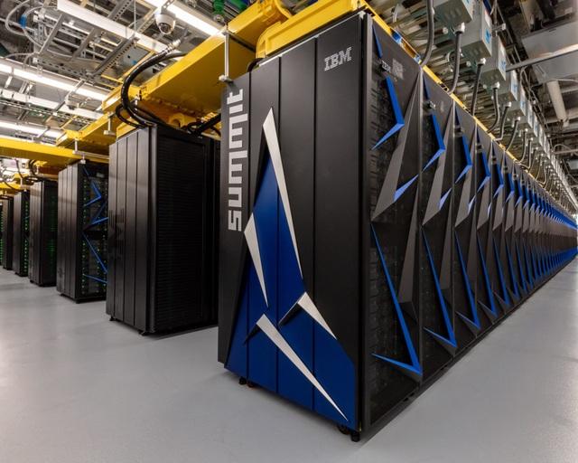 """Siêu máy tính mạnh nhất thế giới phát hiện được """"điểm yếu"""" của Covid-19 - 1"""