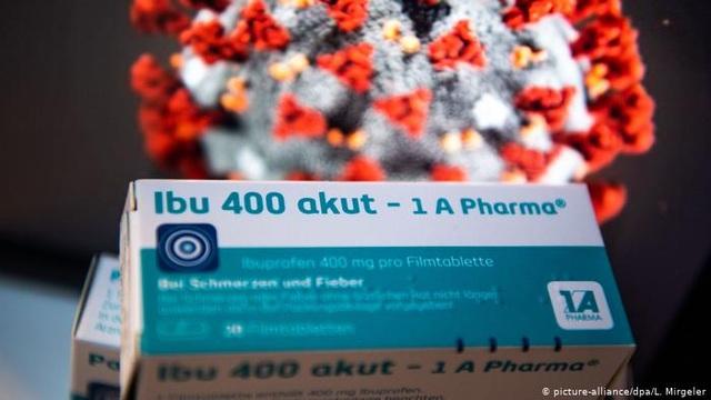Virus corona: thuốc ibuprofen có an toàn không? - 1