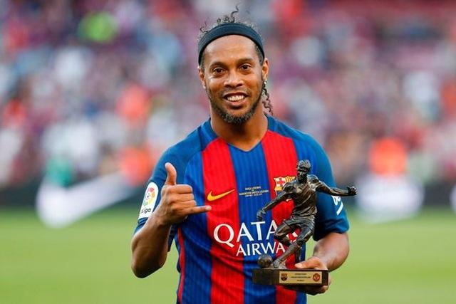 Đón sinh nhật tuổi 40 trong tù, Ronaldinho đang đối diện án tù 6 tháng - 3