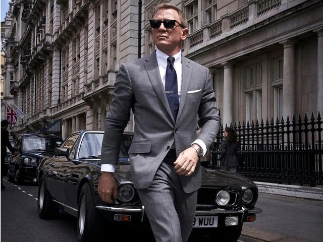 Điệp viên 007 Daniel Craig không muốn con được hưởng thừa kế - 1