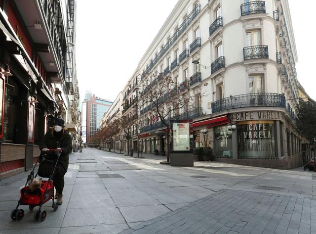 Những ngày đường phố Châu Âu vắng lặng... - Ảnh minh hoạ 4