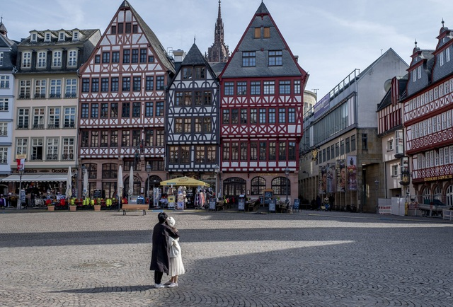 Những ngày đường phố Châu Âu vắng lặng... - Ảnh minh hoạ 6