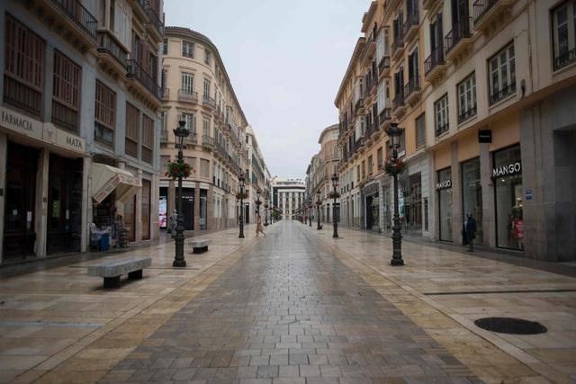 Những ngày đường phố Châu Âu vắng lặng... - Ảnh minh hoạ 14