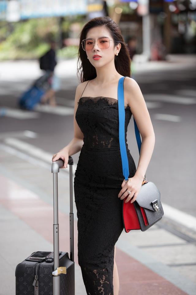 Dương Yến Nhung rời thành phố về quê nấu ăn, chăm sóc cây cảnh tránh dịch - 3