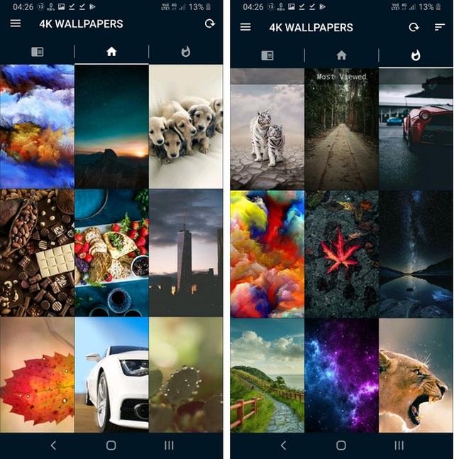 Bộ sưu tập hình nền chất lượng cao và tuyệt đẹp dành cho smartphone - 2