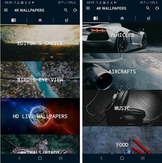 Bộ sưu tập hình nền chất lượng cao , tuyệt đẹp dành cho smartphone - 3
