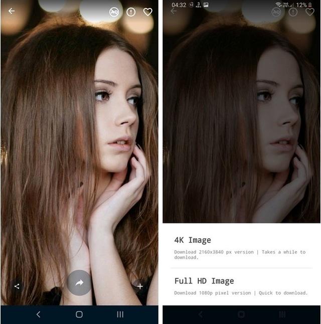 Bộ sưu tập hình nền chất lượng cao và tuyệt đẹp dành cho smartphone - 4