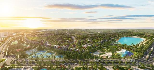 """Ra mắt Sapphire Parkville – """"Tâm điểm xanh"""" của Vinhomes Smart City - 2"""