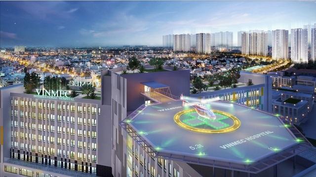 """Ra mắt Sapphire Parkville – """"Tâm điểm xanh"""" của Vinhomes Smart City - 3"""