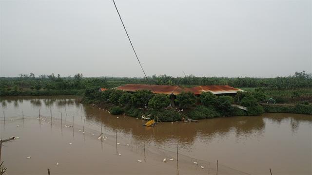 Bộ Nông nghiệp có ý kiến gì về dự án sân golf cạnh sông Đuống? - 2
