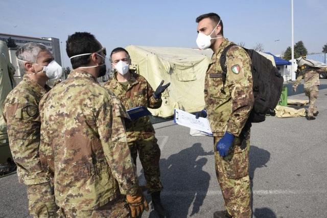 Italia: 627 người chết, hơn 6.000 người mắc Covid-19 trong ngày - 2