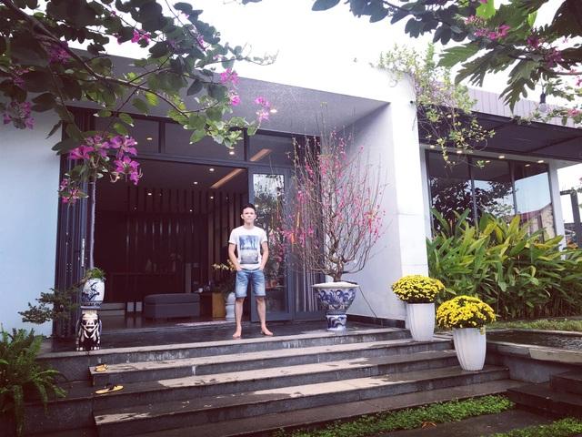 Chàng trai tự tay thiết kế nhà vườn vạn người mê cho gia đình 4 thế hệ - 12