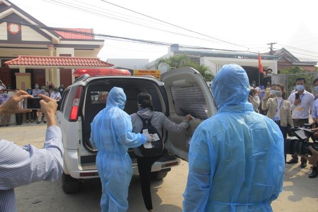 Giả định xử lý tình huống có người nhiễm SARS-CoV-2 trong cộng đồng - 11