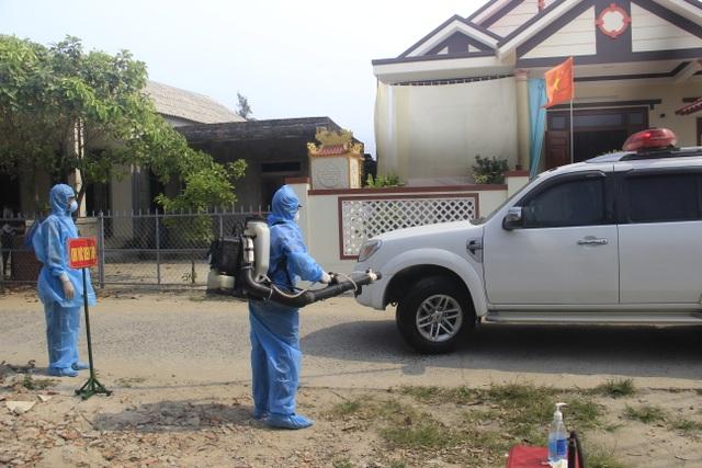 Giả định xử lý tình huống có người nhiễm SARS-CoV-2 trong cộng đồng - 12