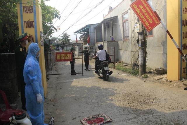 Giả định xử lý tình huống có người nhiễm SARS-CoV-2 trong cộng đồng - 4
