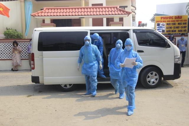 Đội phản ứng nhanh chi viện chống dịch Covid-19 cho Tây Ninh - 3
