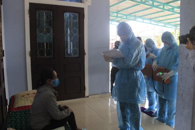 Giả định xử lý tình huống có người nhiễm SARS-CoV-2 trong cộng đồng - 9