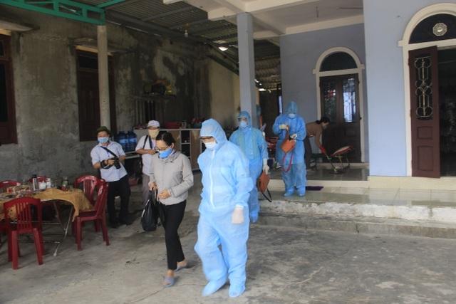Giả định xử lý tình huống có người nhiễm SARS-CoV-2 trong cộng đồng - 10
