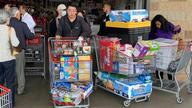 Đổ xô đi siêu thị: Sự chuẩn bị phù hợp hay hoảng loạn vô lý? - 2