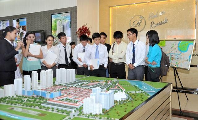 Hà Nội: Sắp kiểm tra các sàn giao dịch bất động sản - 1