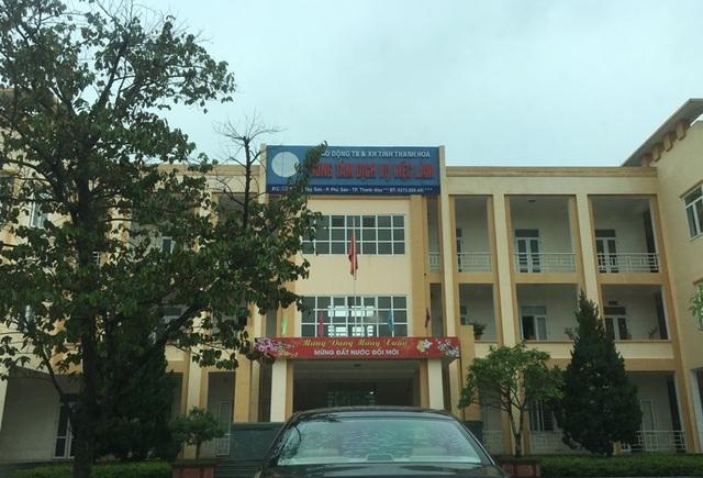 Thanh Hoá: Hơn 2.800 lao động đăng ký hưởng trợ cấp thất nghiệp - 1