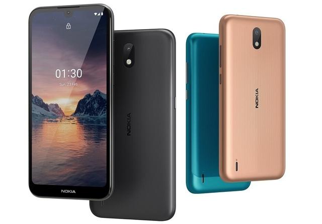 Nokia ra mắt smartphone tầm trung hỗ trợ mạng 5G cùng 3 điện thoại giá rẻ - 3