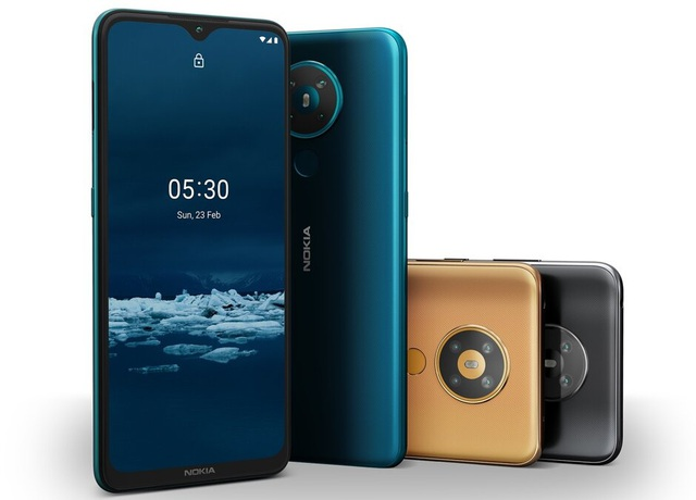 Nokia ra mắt smartphone tầm trung hỗ trợ mạng 5G cùng 3 điện thoại giá rẻ - 2