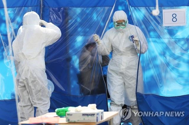 Hàn Quốc ghi nhận số ca nhiễm mới virus corona tăng trở lại - 1