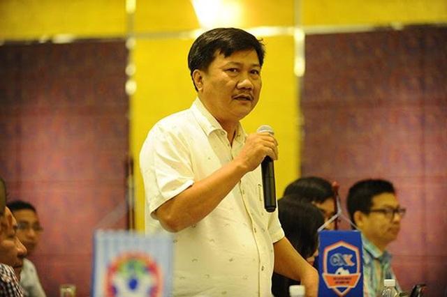 """HLV Nguyễn Thành Vinh: """"V-League cần tính đến phương án xấu nhất"""" - 2"""