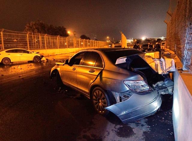 Ghi nhận tai nạn đầu tiên tại đường F1 ở Hà Nội? - 3