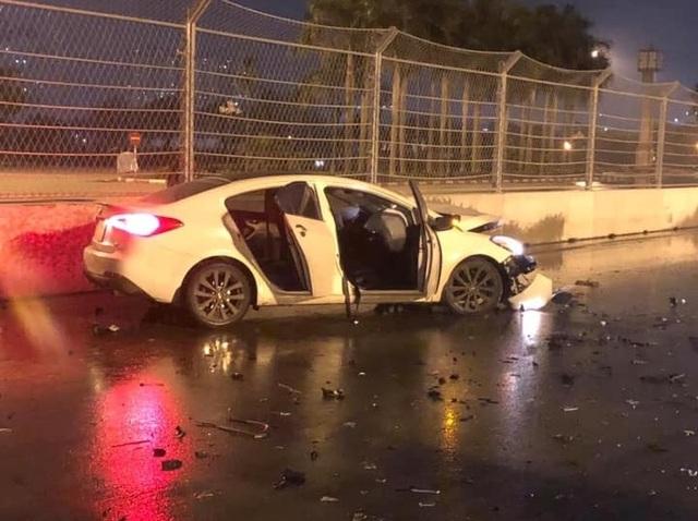 Ghi nhận tai nạn đầu tiên tại đường F1 ở Hà Nội? - 4