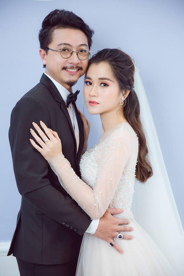 """MC Thành Trung tiết lộ đoạn ghi âm """"sốc"""" Lâm Vỹ Dạ nói về chồng - 1"""