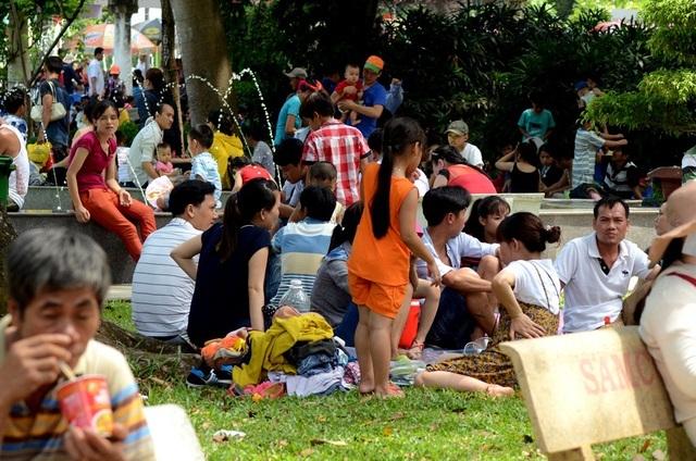 Vườn thú lâu đời nhất Việt Nam đóng cửa tránh dịch bệnh Covid-19 - 4