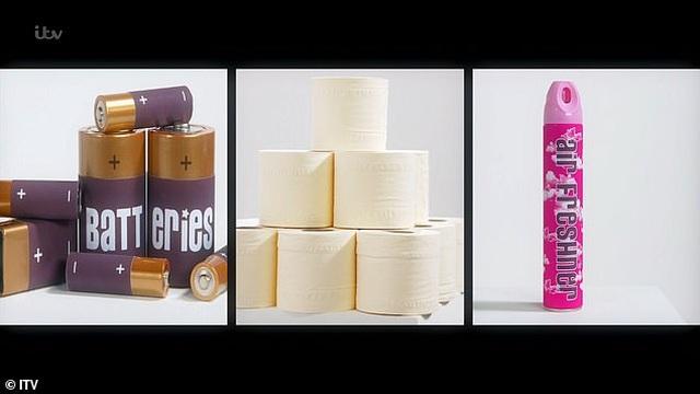 Chương trình truyền hình dùng giấy vệ sinh làm quà tặng khán giả - 2