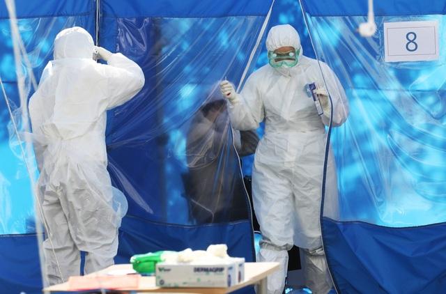 Hàn Quốc có thêm 98 ca nhiễm mới, Trung Quốc thêm 46 ca - 2