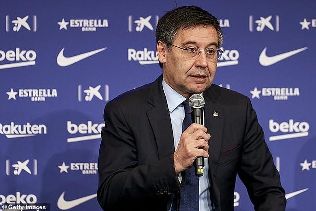 """Messi sẽ phải """"hy sinh"""" vì Barcelona? - 2"""