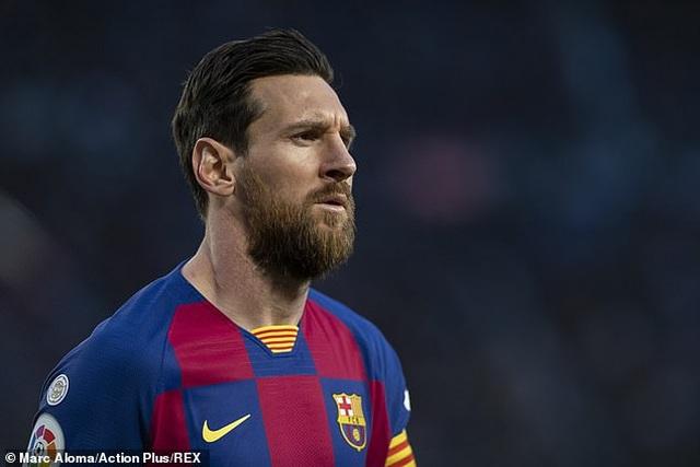 """Messi sẽ phải """"hy sinh"""" vì Barcelona? - 1"""