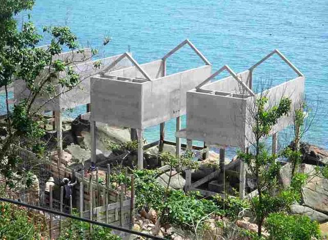 Xử lý 7 khu du lịch tuyến Quy Nhơn - Sông Cầu phá vỡ quy hoạch, cảnh quan - 2