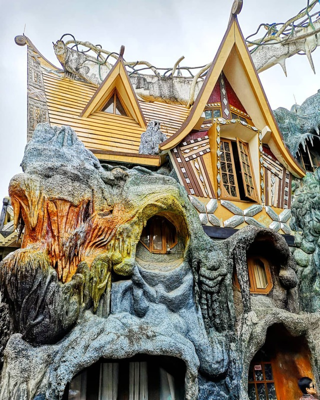 Điểm mặt những ngôi nhà kỳ dị đến khó tin ở Việt Nam - 5