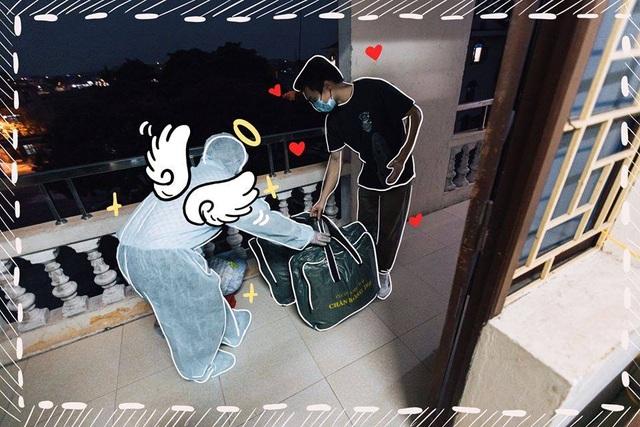 """Nhật ký cách ly bằng tranh của nữ du học sinh từ Ý trở về gây """"sốt"""" mạng - 5"""