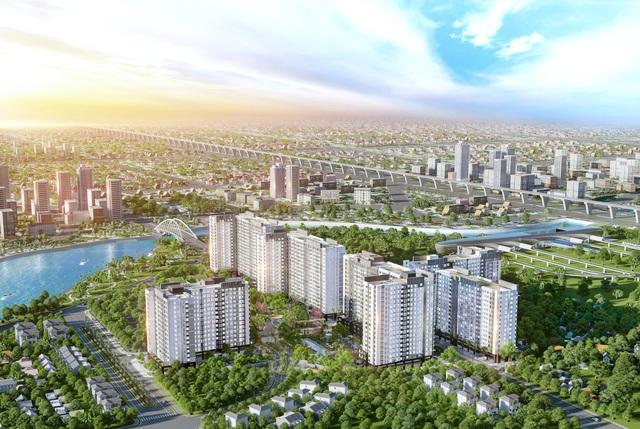 Khan hiếm nguồn cung bất động sản căn hộ giá tầm trung - 2