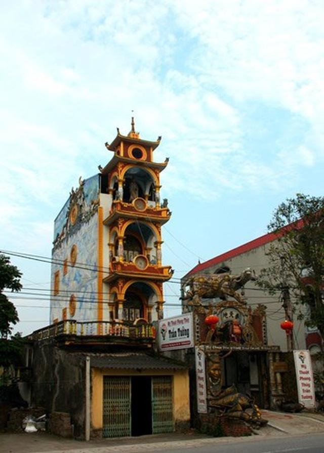 Điểm mặt những ngôi nhà kỳ dị đến khó tin ở Việt Nam - 1